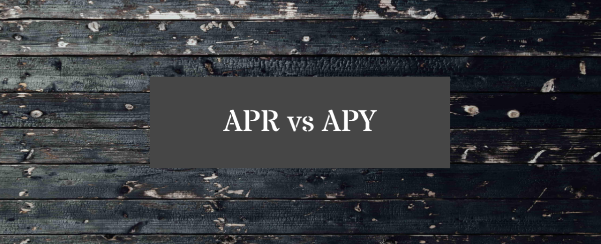 APR vs APY: What Is The Difference? banner image