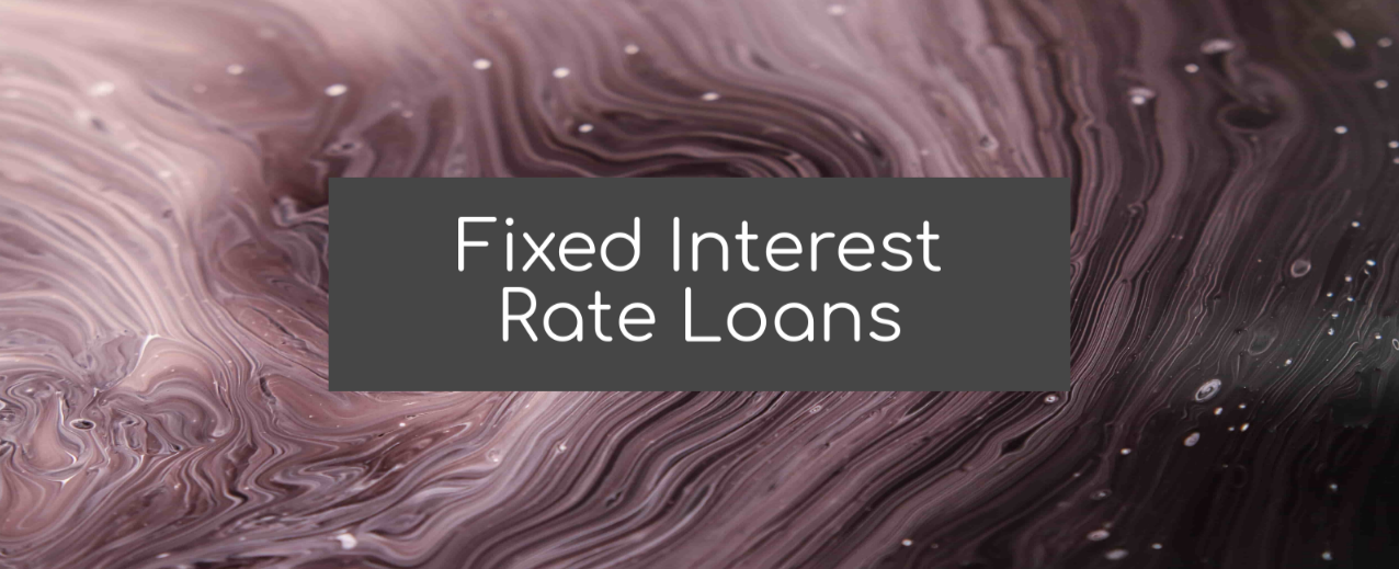 What Is A Fixed Interest Rate Loan? banner image
