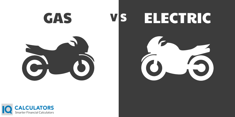 Gas vs Electric Motorcycle